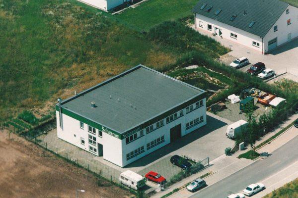 1994 neue Halle