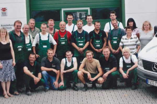 2008 Mitarbeiter