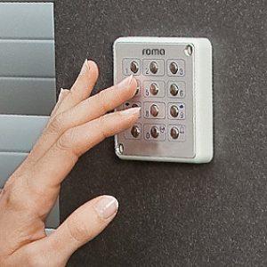 Code-/Schlüsselschalter